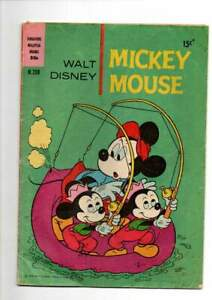 MICKEY MOUSE M.209 BY W.G PUBLICATIONS 1971