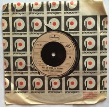 """Bachman Turner Overdrive - Roll On Down The Highway - Mercury Records 7"""" Single"""