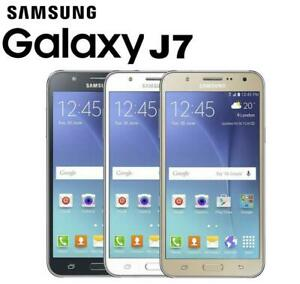 "Samsung Galaxy J7 Dual SIM J7008 5.5"" 1.5GB RAM 16GB ROM 13MP Cell Phone"