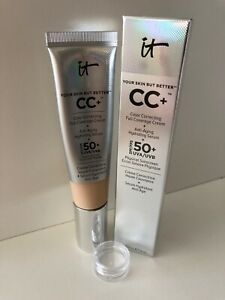 It Cosmetics Your Skin But Better CC+ Cream with SPF 50+ Sample Pot 2ml Only