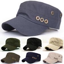 a5efb906a66 Men Womens Short Brim Tactical Baseball Cap Golf Trucker Military Cuba Hats  Lot