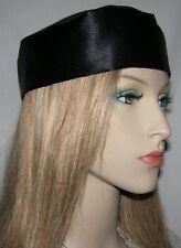 Satin Buchari Kippah Yarmulke Mitzvah Judaica Skullcap Headcovering Kippot Hat