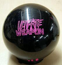 = 16#(16.03) NOS NIB Champions ULTIMATE WEAPON REACTIVE Bowling Ball