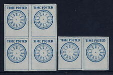 GERMANY STUTTGART STREET CAR Co CLOCKFACE BLOCK + PAIR