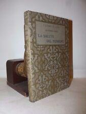PSICOLOGIA - Antonino Anile: LA SALUTE DEL PENSIERO 1914 Laterza Libri d'Oro