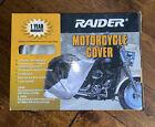 Raider Motorcycle Cover XL Fits Most Touring Bilkes 1500cc Harley Yamaha Suzuki