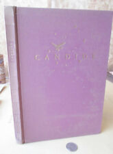 CANDIDE,1934,Voltaire,Illustrated