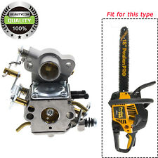 For Poulan Pro PP4218A 18'' 2-Cyl 42cc Gas Chain Saw Carburetor Carb Tune Up Kit