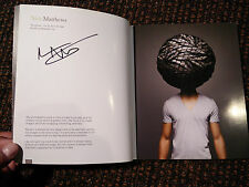 RE:VERSE EXHIBITION BOOK - THE PRINT SPACE - SIGNED BY FEATURED ARTISTS - VR