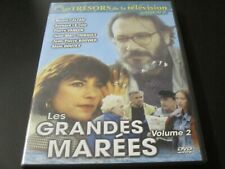 "DVD ""LES GRANDES MAREES - SAISON 2, VOLUME 2"" Nicole CALFAN, Bernard LE COQ"