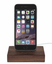 WoodenHP Dockingstation iPhone Dock für iPhone XS, XR, XR Max, X, 8, 7, 6S, 6