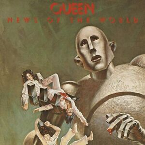 QUEEN - NEWS OF THE WORLD (2011 DIGITAL REMASTER) [CD] NEW & SEALED