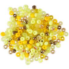 30 G mélange guimauve 2.3 mm 3000 Perles de Rocailles PRECIOSA ORNELA 10//0