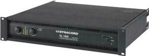 Dynacord SL 1800 Endstufe 2x900 Watt 2HE Power Amp
