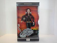 Harley Davidson Barbie #4 NRFB 2000 Collector Edition Caucasian