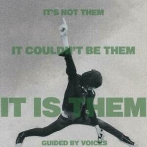 GUIDED BY VOICES: IT'S NOT THEM. IT COULDN'T BE THEM. IT (LP vinyl *BRAND NEW*.)