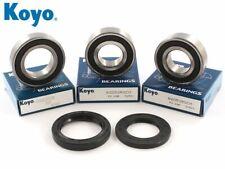 Kawasaki Z 1000 2003 - 2009 Genuine Koyo Rear Wheel Bearing & Seal Kit