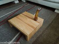 Couchtisch Kern Buche Massiv Holz Design Tisch Beistelltisch NEU au.auf Maß !!!