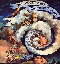 "MOODY BLUES ""QUESTION OF BALANCE"" ORIG FR 1970 M-"