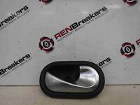 Renault Megane 2002-2008 Drivers OSR Rear Interior Door Handle 8200028486
