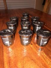 Yankee Candle Scented Votive lot of 10 Black Sand Beach New And Sealed (KC)