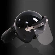 Motorcycle Motocross Protective Security Warm Full Helmet Anti Riot Swat Helmet