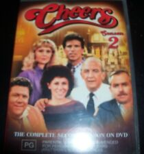 Cheers : Season 2 (DVD, 2004, 4-Disc Set)