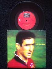 "The K-Stand - Ooh-ah, Eric Cantona (Man Utd) 7"" Vinyl Pic/S Exotica PELE 9 (1995"