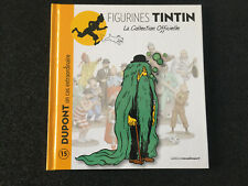 Livre Tintin 'Collection figurines' - 15 - DUPONT , MOULINSART
