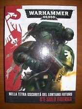 Warhammer 40000 40.000 40,000 40K Regolamento Base Cofanetto ITALIANO