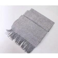 Women's Winter 100% Pure Pashmina Virgin Wool Cashmere Scarf Shawl Unisex