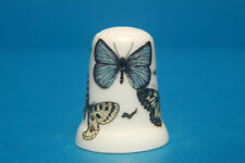 Butterflies ( No makers name ) China Thimble B/133
