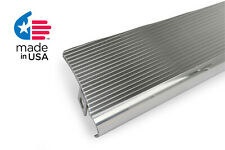 Running Boards, Billet Aluminum VW Bug Type 1, P [FACTORY SECOND]