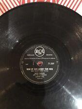"78 ROCK  ELVIS PRESLEY ""WEAR MY RING AROUND YOUR NECK""    VG+"