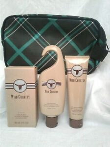 Brand NEW - Avon Wild Country Cologne Gift Set