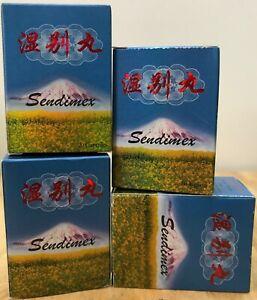 4 box of SENDIMEX  natural pain relief. USA SELLER.