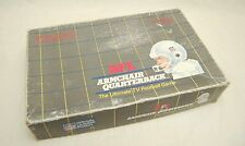 1986 NFL Armchair Quarterback Ultimate TV Football Game SEALED