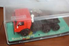 CAMION TRUCK KAMAZ 5410 RUSSE USSR CCCP URSS Tracteur rouge et Noir 1/43