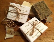 Soap4Soap 4 - 4oz Bars of Handmade Gourmet Soap