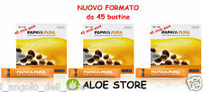 ZUCCARI 3x PAPAYA PURA Bio-fermentata da 45 bustine + OMAGGIO a scelta + COUPON