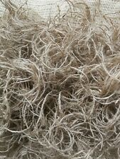 (SOLD OUT) 1kg JUTE NATURAL NESTING IDEAL FOR CANARIES FINCHES EXOTIC BIRDS