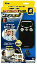 New! Magic Ear Hearing Aid Device Sound Enhancer by As Seen on TV - Fast Ship -