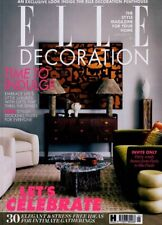 ELLE DECORATION UK JAN.2021 / TIME TO INDULGE.