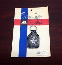 NOS 1969-1970 CS Shelby Autosport Cobra leather key fob! SA #623. Nice!