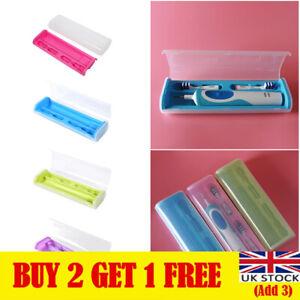 Portable Travel Electric Toothbrush Holder Safe Case Box Oral-B Universal LT