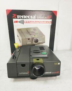 REFLECTA Diamator AF IR Vintage 35mm Slide Projector - Agfa CS