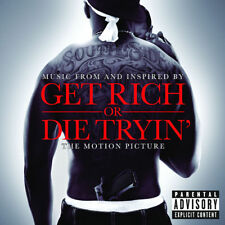 50 CENT & VARIOUS ARTISTS - Get Rich or Die Tryin' [Music From and I...