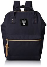 anello #AT-B0197B small backpack with side pockets navy
