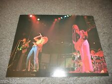 """The Who - Original 1974 Rising Signs Large Poster Card - 8 1/2"""" X 11"""""""