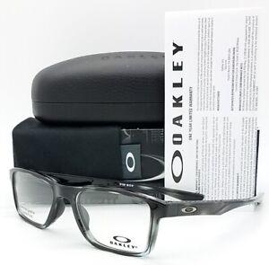 NEW Oakley Fin Box RX Eyeglasses Frame Polished Tortoise OX8108-0453 AUTHENTIC